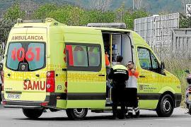 Piden más ambulancias para pacientes covid en las Pitiusas