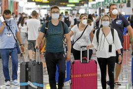 Alemania exigirá la doble vacuna a todos los que viajen a Baleares