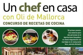 Consulta aquí las bases de 'Un chef en casa con Oli de Mallorca DO'