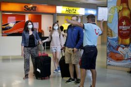 Baleares, segunda comunidad con mayor índice de pernoctaciones hoteleras en junio