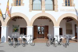 Santa Eulària cederá bicicletas a sus empleados para ir al trabajo