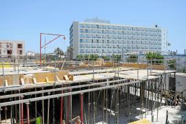 Ibiza registra «síntomas de estancamiento» en la construcción en el primer trimestre del año