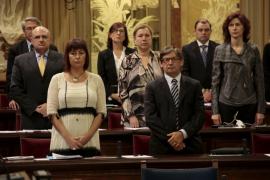 El PSIB publica la última declaración de la renta de sus diputados