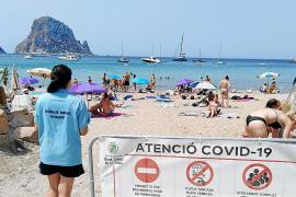 Sant Josep vigilará la afluencia a las playas telemáticamente
