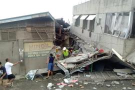 Un terremoto de magnitud 6,7 sacude Filipinas