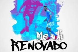 Mehdi, una temporada más en UD Ibiza Gasifred
