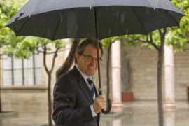 Artur Mas cobra 144.030 euros anuales y tiene un patrimonio de 470.000
