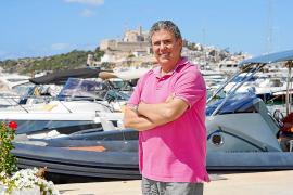 Ramón Díaz: «Si ahora mismo buscas ocio seguro, no hay nada mejor que salir a navegar»