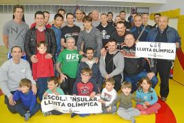 Impulso internacional a la Lucha en Eivissa