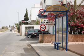 Santa Eulària tendrá cuatro nuevos puntos de control de velocidad
