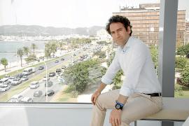 Teodoro García Egea: «El PP tiene una líder y el PSIB no tiene equipo y su candidata está en duda»