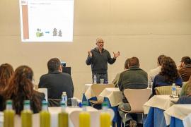 «El aceite que se hace en Eivissa es bueno y elaborado; tiene un potencial importante»