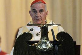 Renuncia el cardenal O'Brien tras ser acusado de 'actos inapropiados'