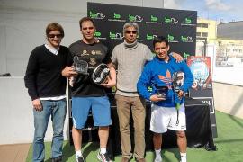 Javi Martínez y Javi Fernández se imponen en el Torneo Royal Bfit
