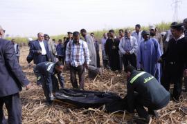 Al menos 18 muertos al caer un globo aerostático con turistas en Luxor
