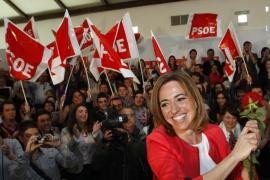Chacón no participa  en las votaciones sobre la consulta catalana
