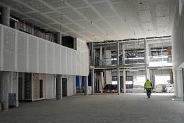 El nuevo hospital Can Misses contará con 16 servicios no sanitarios externalizados