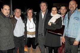 Inauguración del bar Unbar en Palma