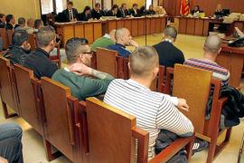 La Audiencia declara nulas las escuchas que permitieron detener a los acusados en la 'operación Dragone'