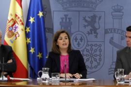 El Gobierno impugna la declaración soberanista aprobada por el Parlamento de Catalunya