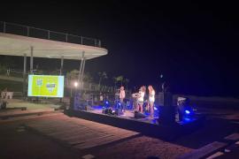 Voluntarios de Salvem Sa Badia de Portmany protegerán la Posidonia este verano