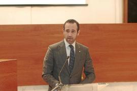 Bauzá asegura que saldará «lo más rápido posible» la deuda con el Consell d'Eivissa