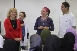 Las mujeres magrebíes se interesan por los métodos anticonceptivos