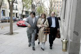 El Supremo cita a Botín  en la causa por los cobros de Garzón en Nueva York