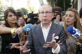 Ruiz-Mateos dice que no puede más y pide ingresar de  forma voluntaria en prisión