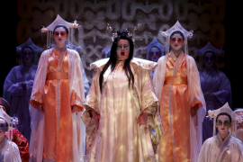Ópera Turandot en el Teatre Principal de Palma