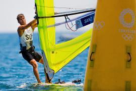 Mateo Sanz se mantiene en puestos de podio