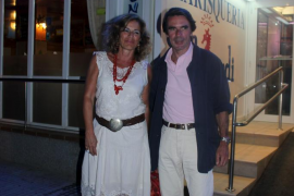 Aznar y Botella, abuelos por quinta vez y de su primera nieta
