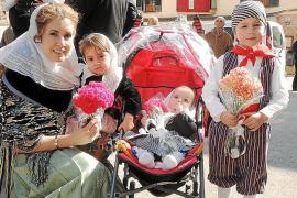 Fiesta de la Beata Francinaina en Sencelles