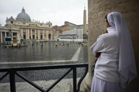 Segunda fumata negra en el Vaticano