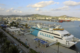 Autoritat Portuària destinará la actual ubicación del tráfico con Formentera a una marina para grandes esloras