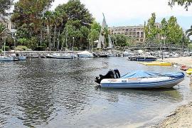 Medi Ambient pone reparos al dragado del río de Santa Eulària por su afección a una planta marina