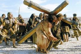 Un Via Crucis con estética hollywoodiense