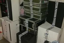 Desmantelan en una vivienda de Sant Antoni una fiesta ilegal con una lista de 600 invitados
