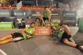 El 3x3 Pitiús se apunta la victoria en el torneo Herbalife de Zaragoza