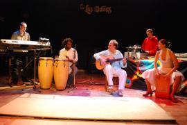 Paco Fernández: «Es una música descriptiva de lo que yo siento y percibo en Eivissa»