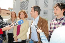 PSOE-Pacte critica la «parálisis» de Vila en materia de vivienda y las pérdidas económicas de Imvisa