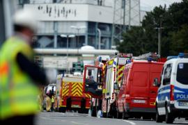 Explosión en Leverkusen