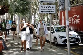Mallorca, en riesgo extremo de contagios