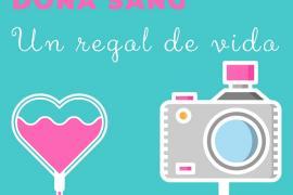El Banco de sangre y tejidos de Baleares convoca un concurso de fotos para su calendario de 2022