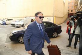 El juez Manuel Penalva, jubilado por incapacidad permanente