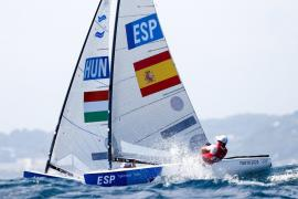 Joan Cardona se afianza en posiciones de medalla y Mateo Sanz pierde fuelle