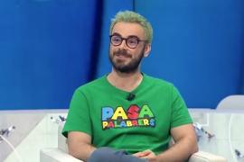 Pablo Díaz se tiñe el pelo de verde y desvela en qué se ha gastado el premio