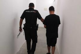 Detenido por el robo con violencia de dos relojes en Ibiza valorados en 63.000 euros