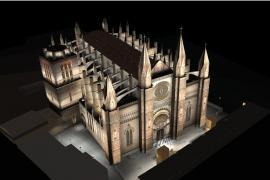 La renovación de la iluminación de la Catedral comenzará en septiembre