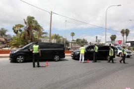 Detectan en Ibiza casi 100 infracciones de transportes en tres días